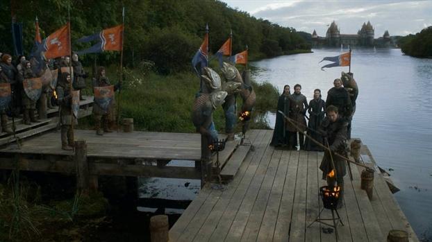 Choang ngop voi ve dep Ireland trong loat phim an khach 'Tro choi vuong quyen'