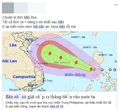 'Tieu thuong' online tang gia, ngung ban hang hai san vi bao