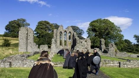 Choáng ngợp với vẻ đẹp Ireland trong loạt phim ăn khách 'Trò chơi vương quyền'