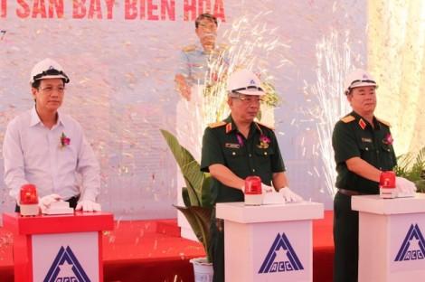 Đầu tư 270 tỷ đồng xử lý chất độc dioxin ở sân bay Biên Hòa