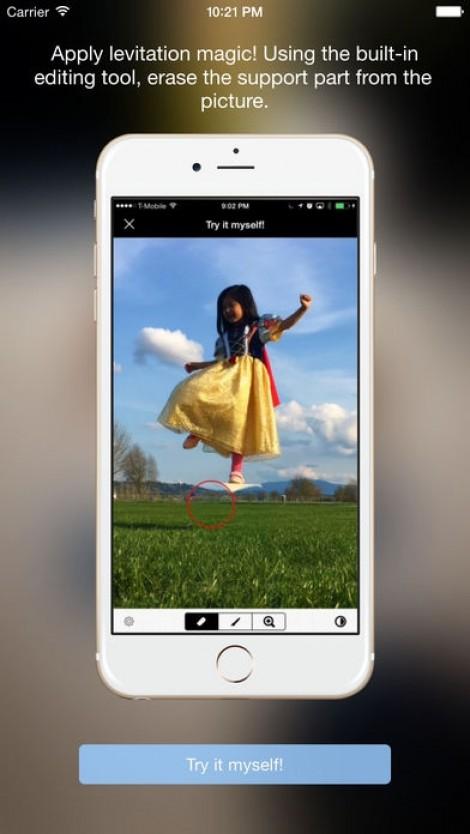 5 ứng dụng miễn phí thú vị dành cho chị em