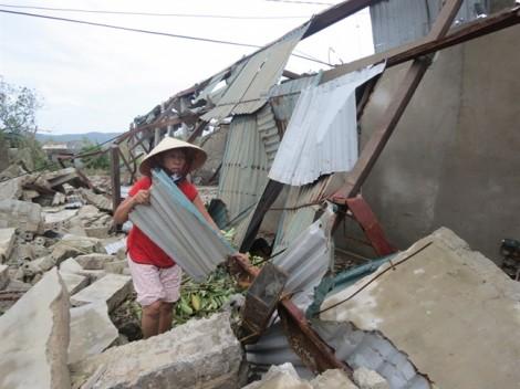 Quảng Bình thiệt hại hơn 3.400 tỷ đồng vì siêu bão Doksuri