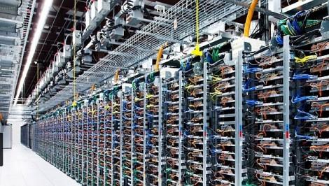 Ồ ạt nhập máy đào bitcoin