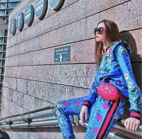 Hà Hồ, Minh Hằng nổi bật với gu thời trang đầy màu sắc tuần qua