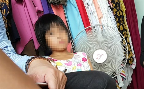 Bé gái thiểu năng bị nam bệnh nhân dâm ô ở bệnh viện