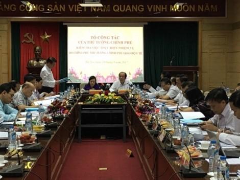 Yêu cầu doanh nghiệp chế biến sử dụng muối iốt, Bộ Y tế thực hiện trái ý kiến Thủ tướng