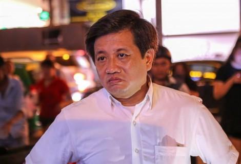 Ông Đoàn Ngọc Hải ký đề xuất hạ chức Chủ tịch phường vì để vỉa hè bị tái chiếm
