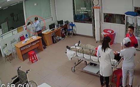Chủ tịch phường 'giúp sức' giám đốc doanh nghiệp hành hung nữ bác sĩ