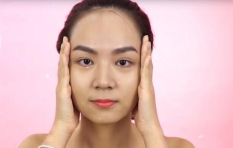 Cách chống nếp nhăn trên mặt với 6 kiểu massage dễ thực hiện