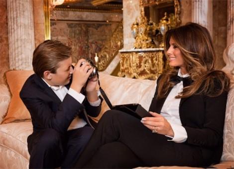 Melania Trump: Làm mẹ là điều quan trọng nhất