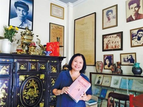 Nhà thơ Nguyễn Bính Hồng Cầu: Chọn cuộc đời gánh tên cha...