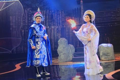 Nguyễn Văn Khởi đăng quang Chuông Vàng Vọng Cổ