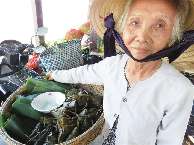 Tuong vo danh tren dao Cu Lao Cham