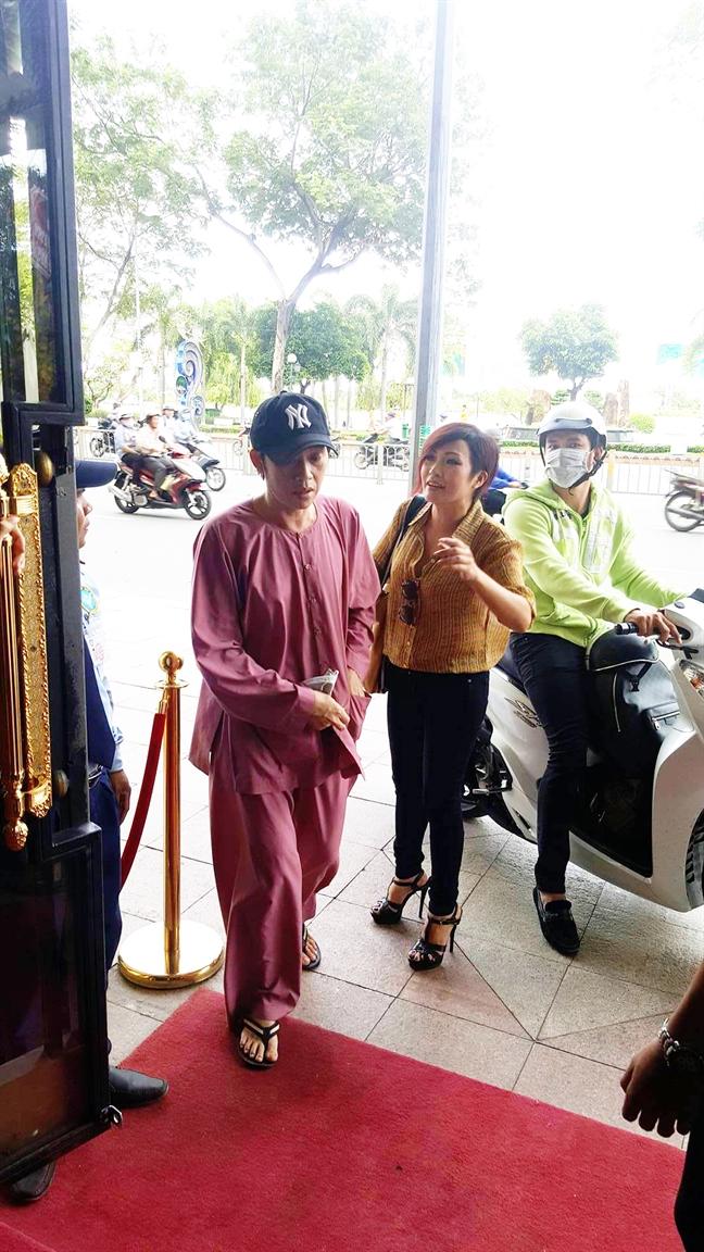 Cat Phuong: Khong goi Kieu Minh Tuan la chong vi chua deo nhan cuoi