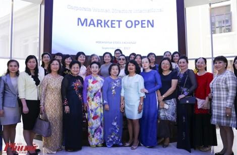Đánh cồng hưởng ứng Hội nghị thượng đỉnh Phụ nữ toàn cầu