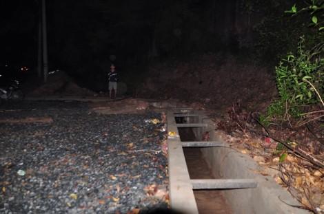 Bé 11 tuổi ở Đồng Nai bị nước mưa cuốn vào cống mất tích