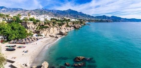Khám phá bờ biển mặt trời, viên đá quý Costa Del Sol, Tây Ban Nha