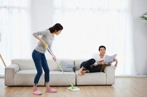 Đàn ông 'sợ vợ' vẫn oai lẫy lừng