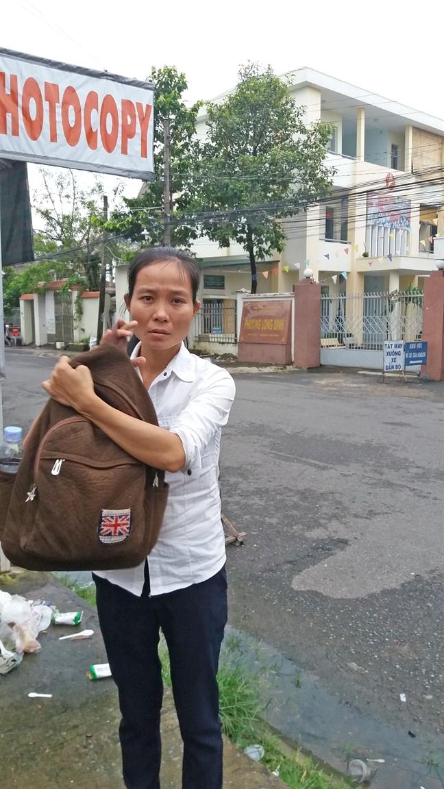 Gianh con: 'Luat rung moi thang?'