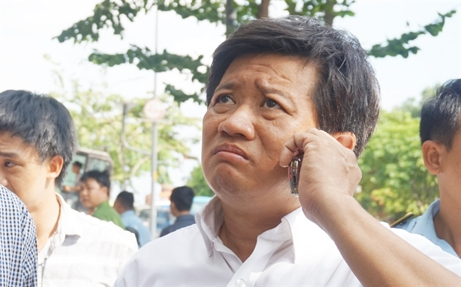 Ong Doan Ngoc Hai gui thu hoi dap Ban Tuyen giao Ca Mau ve phat ngon gay soc