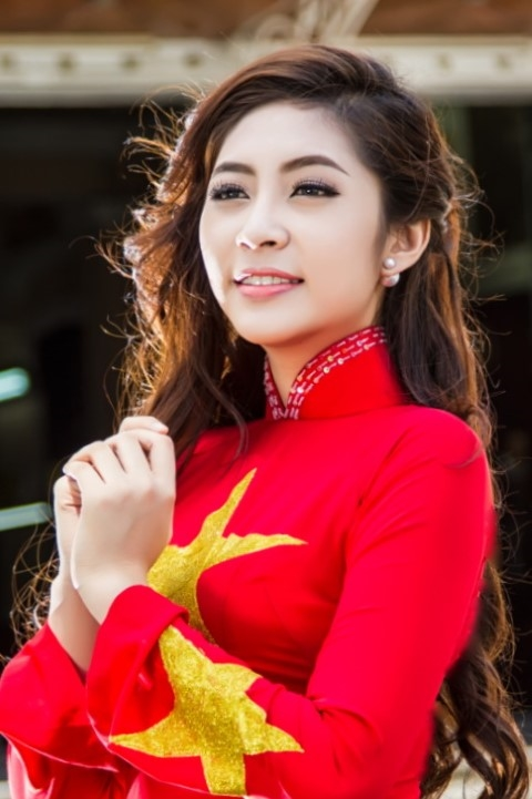 Hoa hau Dang Thu Thao: 'Mong tim duoc Tan Hoa hau dep va gioi hon toi'