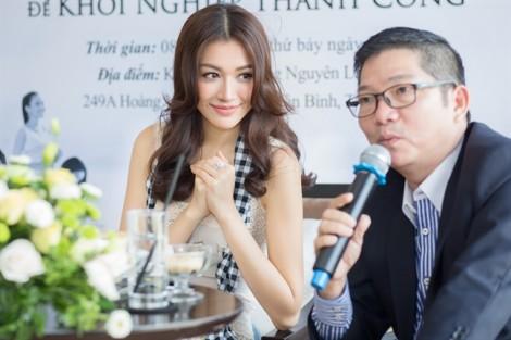 """Á hậu Lệ Hằng: 'Vì run mà tôi vuột mất vương miện Hoa hậu Hoàn vũ Việt Nam"""""""