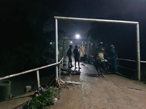 Người đàn ông bị nước cuốn mất tích trong đêm tại Đồng Nai