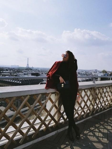 Thời trang sao Việt nổi bật tuần qua tại Paris Fasion Week