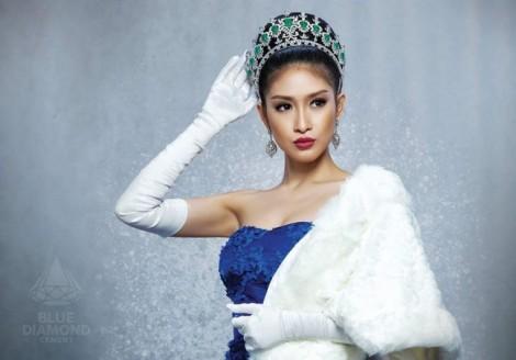 Người đẹp Myanmar bất ngờ bị truất ngôi chỉ 5 ngày trước khi sang Việt Nam dự Hoa hậu Hòa bình Quốc tế