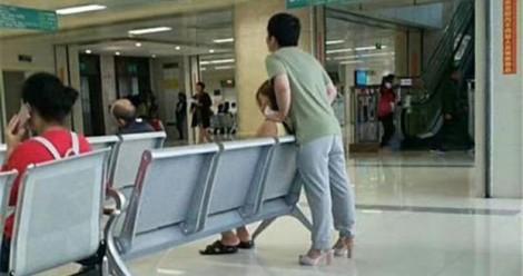 Mang giày cao gót, chàng trai không bị 'ném đá' mà còn được chị em thán phục