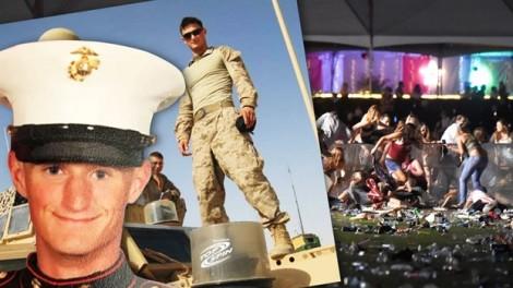 Những anh hùng phút chốc trong vụ xả súng Las Vegas