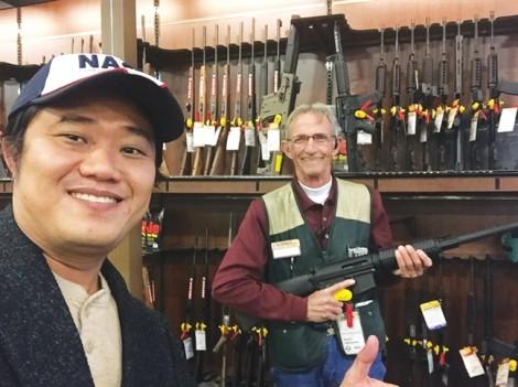 Một khẩu súng ở Mỹ - dễ tới mức nào?
