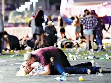 Lá chắn tình yêu ở Las Vegas