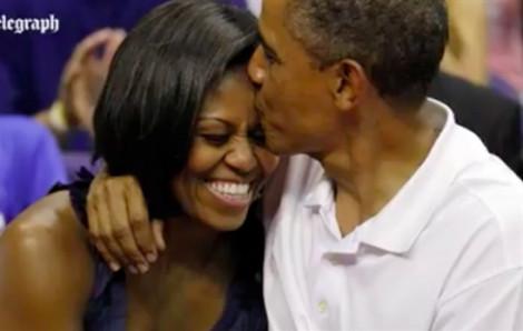 Lời tỏ tình ngọt ngào của cựu Tổng thống Obama cho vợ nhân kỷ niệm ngày cưới