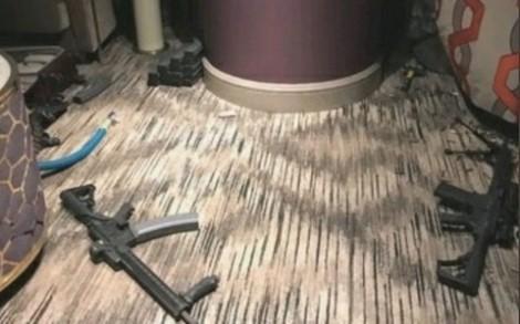 Vụ xả súng Las Vegas: 200 viên đạn của kẻ sát nhân không ngăn được nhân viên an ninh