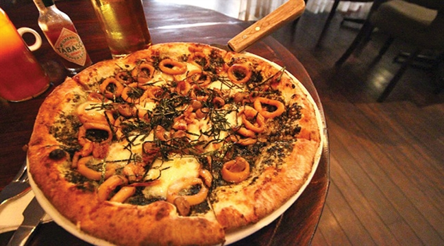 Pizza Y se the nao khi mang hoi tho Viet?