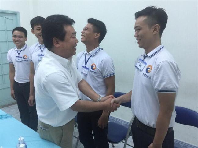 Dang co 100 co hoi lam viec tai Nhat, luong 26 trieu dong/thang