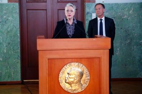 Giải Nobel Hòa bình 2017 trao cho nỗ lực chống vũ khí hạt nhân