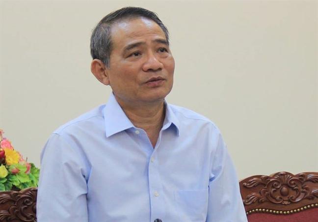 Ong Truong Quang Nghia giu chuc Bi thu Thanh uy Da Nang