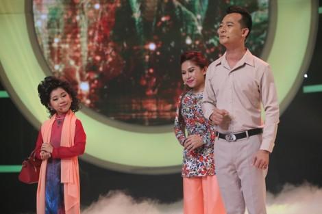 Bị sốt phát ban sưng mặt, thí sinh vẫn lên sân khấu thi hát