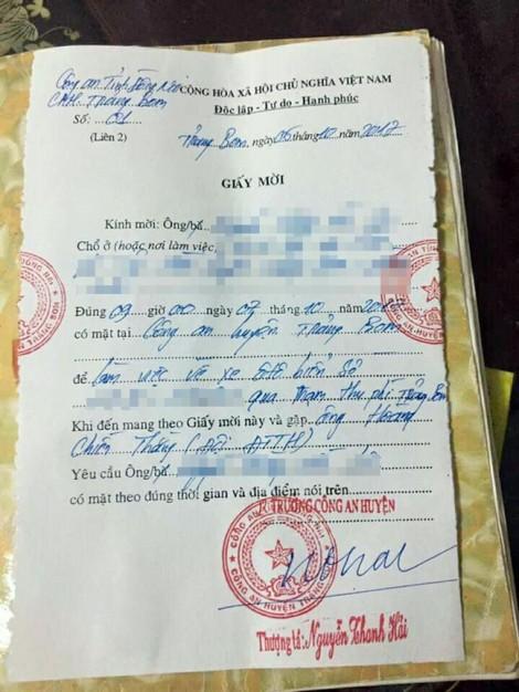 Tài xế trả tiền lẻ ở BOT đường tránh Biên Hòa bị công an 'mời' làm việc vì... an toàn giao thông