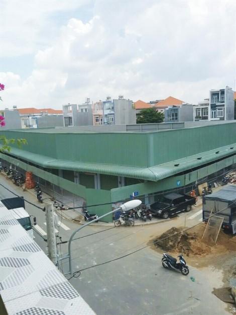 Dự án bán xong, hạ tầng, tiện ích... biến mất