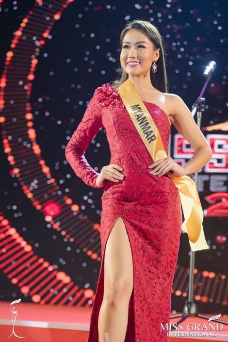 Người đẹp Myanmar bị đe doạ, hăm tấn công khi sang Việt Nam thi Hoa hậu Hoà bình quốc tế 2017