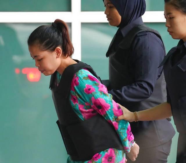 Vu xu Doan Thi Huong: Phien toa bat dau ngay tai phong thi nghiem