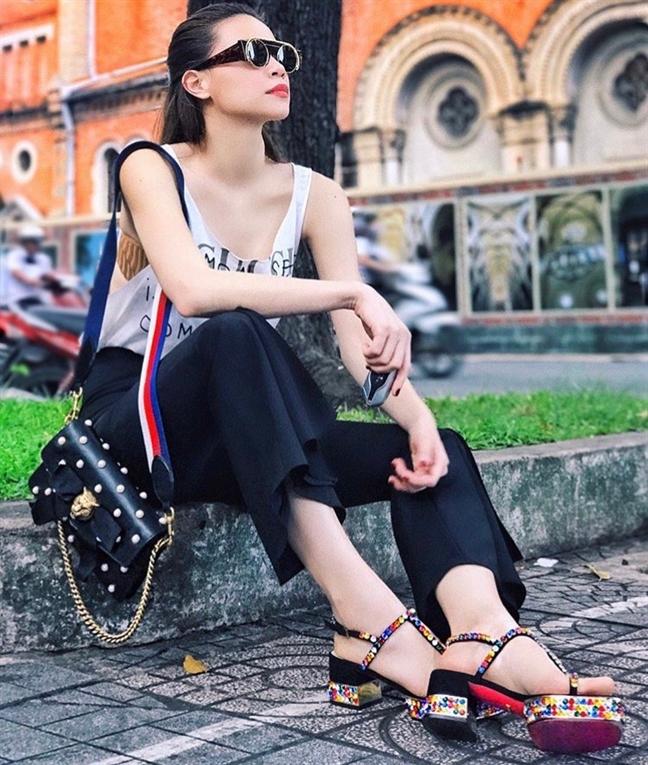 Sao Viet gay an tuong voi street style quoc te dang cap tuan qua