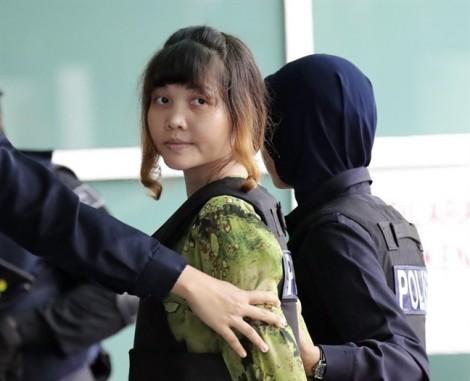 Vụ xử Đoàn Thị Hương: Phiên tòa bắt đầu ngay tại phòng thí nghiệm