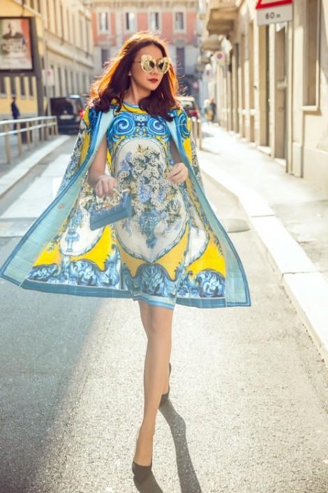 Sao Việt gây ấn tượng với street style quốc tế đẳng cấp tuần qua