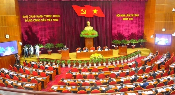Tong bi thu: Ky luat Bi thu Da Nang Nguyen Xuan Anh la bai hoc dau xot cho tat ca