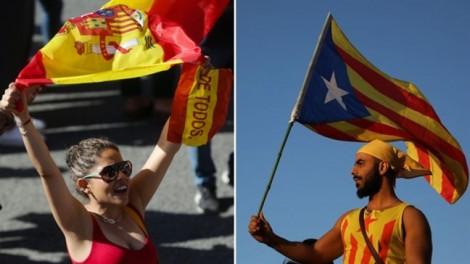 Khủng hoảng chính trị Tây Ban Nha: Catalonia ký tuyên ngôn độc lập 'treo'