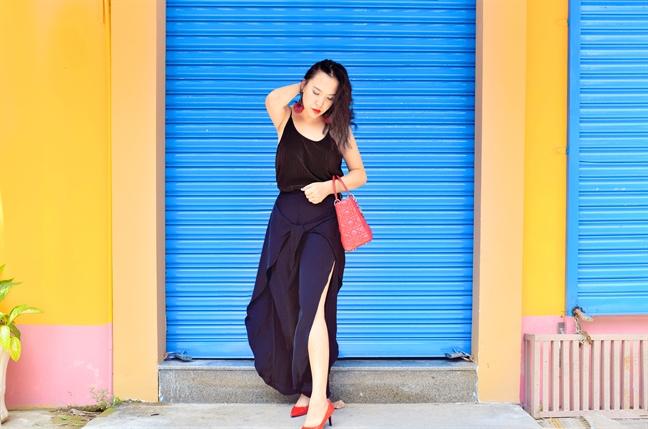 Beauty blogger Huyen Mihoo: 'Quyet tam ra doi dong my pham san xuat Nhat, gia Viet Nam'